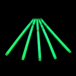 Green Glow Swizzle Stick