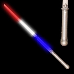 Light Saber Sword - Red/White/Blue