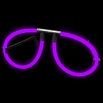 Purple Glow Glasses (50-Pack)