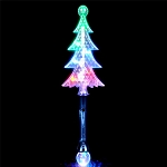Light-Up Christmas Tree Wand