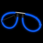 Blue Glow Glasses (50-Pack)