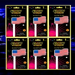 US Glow Flag: USA Flag (24-Pack)
