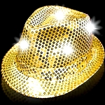 Flashing Fedora- Gold