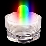 Submersible waterproof LED decoration Light - Multicolor - 12 pack