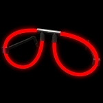 Red Glow Eyeglasses (12 Pack)