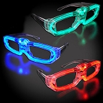 Sound Activated LED Party Glasses