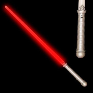 "28"" Light Saber Sword- Red"