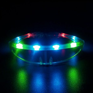 Light-up Spaceman Sunglasses
